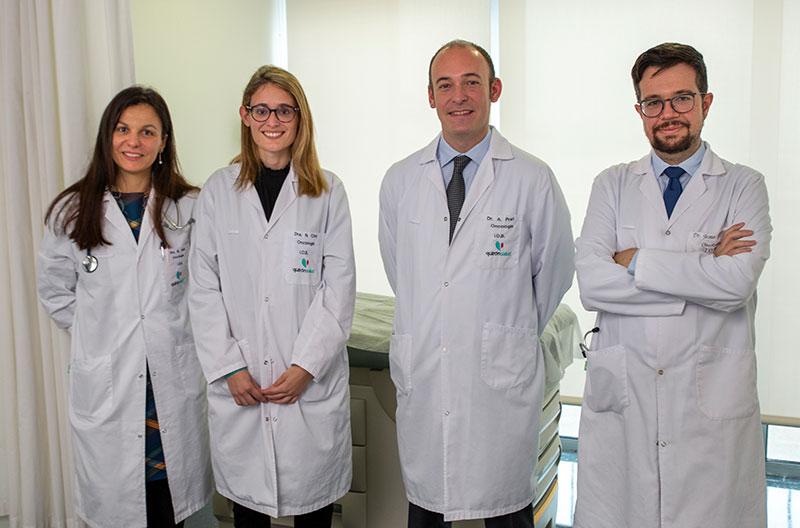 IOB Pioneros Oncologia